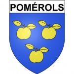 Pomerols 34 ville blason